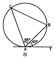 ML Aggarwal Class 10 Solutions for ICSE Maths Chapter 15 Circles Ex 15.3 86