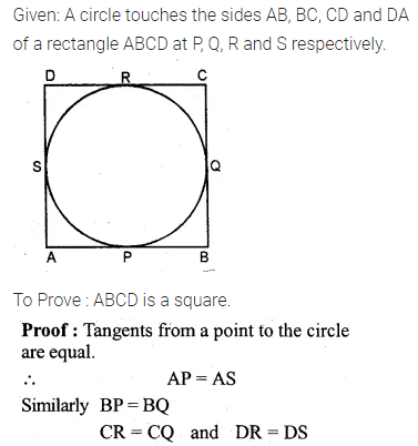 ML Aggarwal Class 10 Solutions for ICSE Maths Chapter 15 Circles Ex 15.3 92