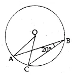ML Aggarwal Class 10 Solutions for ICSE Maths Chapter 15 Circles MCQS 1