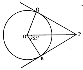 ML Aggarwal Class 10 Solutions for ICSE Maths Chapter 15 Circles MCQS 22