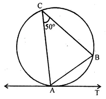 ML Aggarwal Class 10 Solutions for ICSE Maths Chapter 15 Circles MCQS 29