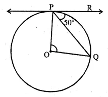 ML Aggarwal Class 10 Solutions for ICSE Maths Chapter 15 Circles MCQS 31
