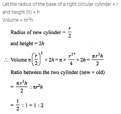 ML Aggarwal Class 10 Solutions for ICSE Maths Chapter 17 Mensuration Ex 17.1 15