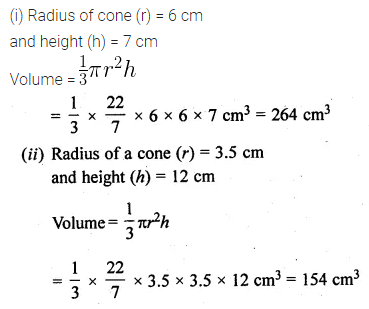 ML Aggarwal Class 10 Solutions for ICSE Maths Chapter 17 Mensuration Ex 17.2 5