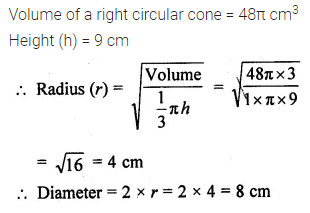 ML Aggarwal Class 10 Solutions for ICSE Maths Chapter 17 Mensuration Ex 17.2 8