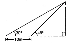 ML Aggarwal Class 10 Solutions for ICSE Maths Chapter 20 Heights and Distances Ex 20 59