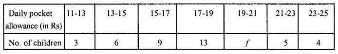 ML Aggarwal Class 10 Solutions for ICSE Maths Chapter 21 Measures of Central Tendency Ex 21.1 42
