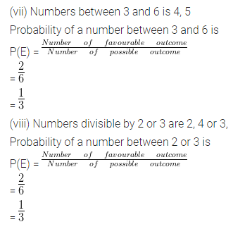 ML Aggarwal Class 10 Solutions for ICSE Maths Chapter 22 Probability Ex 22 21
