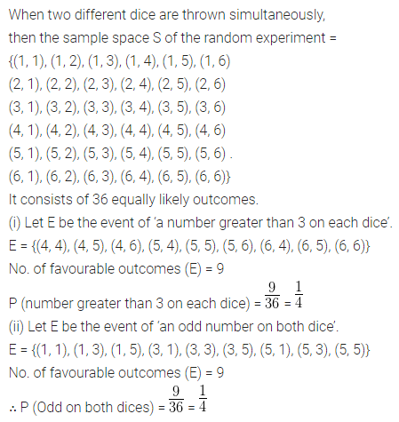 ML Aggarwal Class 10 Solutions for ICSE Maths Chapter 22 Probability Ex 22 52