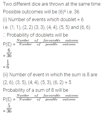 ML Aggarwal Class 10 Solutions for ICSE Maths Chapter 22 Probability Ex 22 53