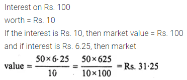 ML Aggarwal Class 10 Solutions for ICSE Maths Chapter 3 Shares and Dividends Ex 3 31