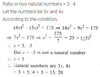 ML Aggarwal Class 10 Solutions for ICSE Maths Chapter 5 Quadratic Equations in One Variable Chapter Test 26