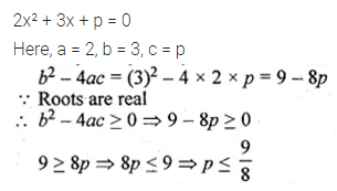ML Aggarwal Class 10 Solutions for ICSE Maths Chapter 5 Quadratic Equations in One Variable Ex 5.4 14