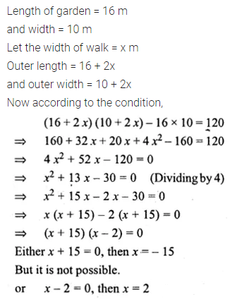 ML Aggarwal Class 10 Solutions for ICSE Maths Chapter 5 Quadratic Equations in One Variable Ex 5.5 18