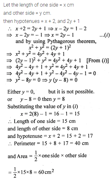ML Aggarwal Class 10 Solutions for ICSE Maths Chapter 5 Quadratic Equations in One Variable Ex 5.5 55
