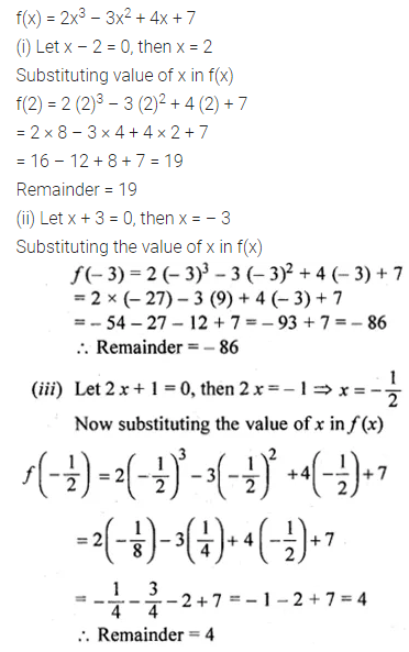 ML Aggarwal Class 10 Solutions for ICSE Maths Chapter 6 Factorization Chapter Test 1
