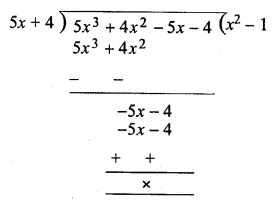 ML Aggarwal Class 10 Solutions for ICSE Maths Chapter 6 Factorization Chapter Test 6