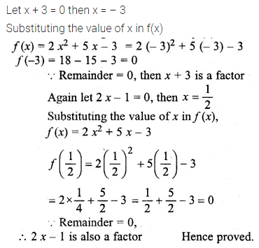 ML Aggarwal Class 10 Solutions for ICSE Maths Chapter 6 Factorization Ex 6 11