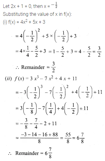 ML Aggarwal Class 10 Solutions for ICSE Maths Chapter 6 Factorization Ex 6 3