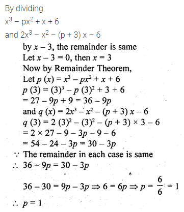 ML Aggarwal Class 10 Solutions for ICSE Maths Chapter 6 Factorization Ex 6 9