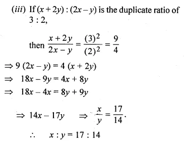 ML Aggarwal Class 10 Solutions for ICSE Maths Chapter 7 Ratio and Proportion Ex 7.1 19