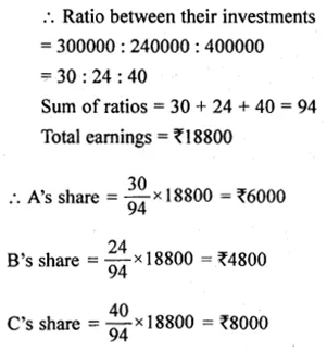 ML Aggarwal Class 10 Solutions for ICSE Maths Chapter 7 Ratio and Proportion Ex 7.1 26