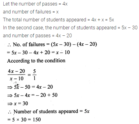 ML Aggarwal Class 10 Solutions for ICSE Maths Chapter 7 Ratio and Proportion Ex 7.1 31