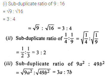 ML Aggarwal Class 10 Solutions for ICSE Maths Chapter 7 Ratio and Proportion Ex 7.1 5