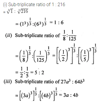 ML Aggarwal Class 10 Solutions for ICSE Maths Chapter 7 Ratio and Proportion Ex 7.1 6