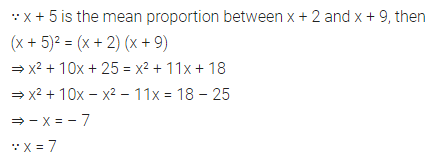 ML Aggarwal Class 10 Solutions for ICSE Maths Chapter 7 Ratio and Proportion Ex 7.2 12