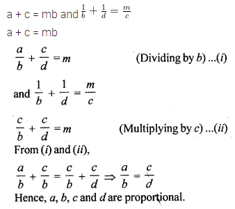 ML Aggarwal Class 10 Solutions for ICSE Maths Chapter 7 Ratio and Proportion Ex 7.2 18