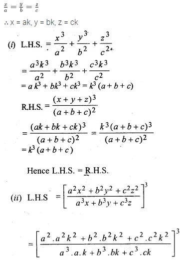 ML Aggarwal Class 10 Solutions for ICSE Maths Chapter 7 Ratio and Proportion Ex 7.2 20