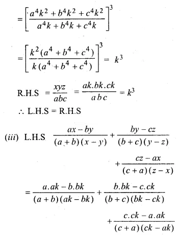 ML Aggarwal Class 10 Solutions for ICSE Maths Chapter 7 Ratio and Proportion Ex 7.2 21
