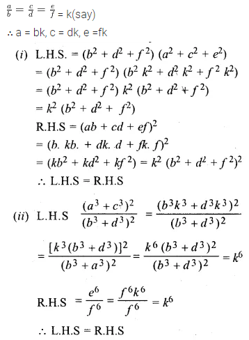 ML Aggarwal Class 10 Solutions for ICSE Maths Chapter 7 Ratio and Proportion Ex 7.2 24