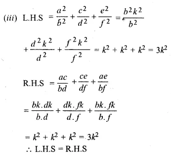 ML Aggarwal Class 10 Solutions for ICSE Maths Chapter 7 Ratio and Proportion Ex 7.2 25