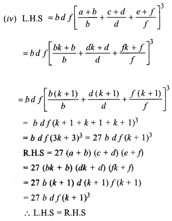 ML Aggarwal Class 10 Solutions for ICSE Maths Chapter 7 Ratio and Proportion Ex 7.2 26