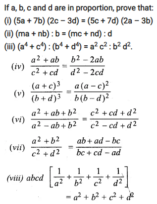ML Aggarwal Class 10 Solutions for ICSE Maths Chapter 7 Ratio and Proportion Ex 7.2 28