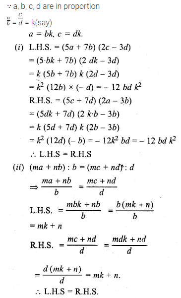 ML Aggarwal Class 10 Solutions for ICSE Maths Chapter 7 Ratio and Proportion Ex 7.2 29