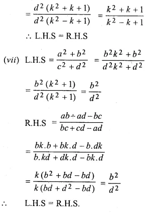 ML Aggarwal Class 10 Solutions for ICSE Maths Chapter 7 Ratio and Proportion Ex 7.2 32