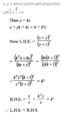 ML Aggarwal Class 10 Solutions for ICSE Maths Chapter 7 Ratio and Proportion Ex 7.2 34