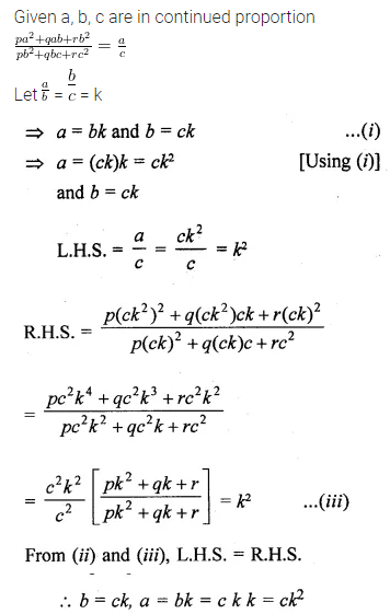 ML Aggarwal Class 10 Solutions for ICSE Maths Chapter 7 Ratio and Proportion Ex 7.2 35