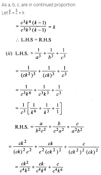 ML Aggarwal Class 10 Solutions for ICSE Maths Chapter 7 Ratio and Proportion Ex 7.2 38