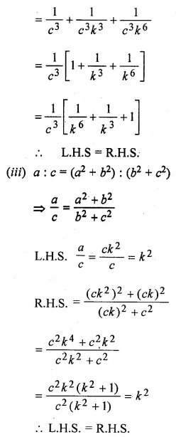 ML Aggarwal Class 10 Solutions for ICSE Maths Chapter 7 Ratio and Proportion Ex 7.2 39