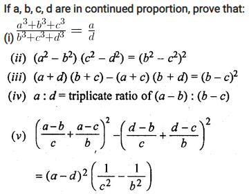 ML Aggarwal Class 10 Solutions for ICSE Maths Chapter 7 Ratio and Proportion Ex 7.2 43