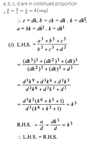 ML Aggarwal Class 10 Solutions for ICSE Maths Chapter 7 Ratio and Proportion Ex 7.2 44