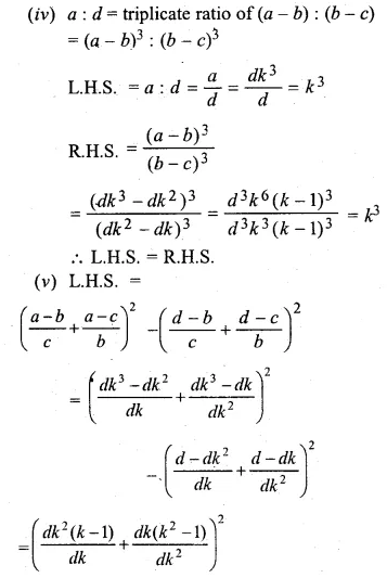 ML Aggarwal Class 10 Solutions for ICSE Maths Chapter 7 Ratio and Proportion Ex 7.2 46