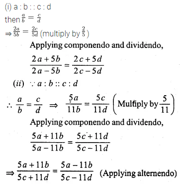 ML Aggarwal Class 10 Solutions for ICSE Maths Chapter 7 Ratio and Proportion Ex 7.3 1