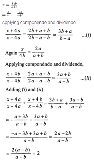 ML Aggarwal Class 10 Solutions for ICSE Maths Chapter 7 Ratio and Proportion Ex 7.3 10