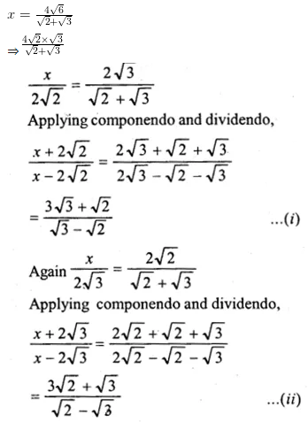 ML Aggarwal Class 10 Solutions for ICSE Maths Chapter 7 Ratio and Proportion Ex 7.3 11