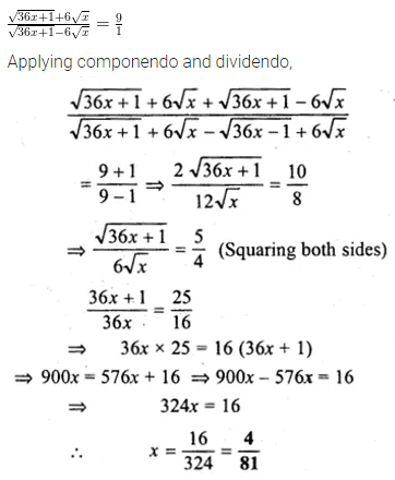ML Aggarwal Class 10 Solutions for ICSE Maths Chapter 7 Ratio and Proportion Ex 7.3 13
